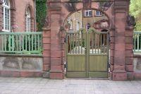 Goethe Gymnasium Weißenfels, Außentor